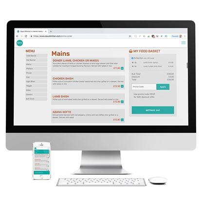 Online Ordering System for restaurants, cafe, bar, pub, takeaway